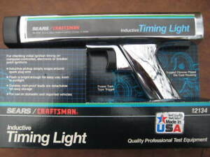 Craftsman 92134 Inductive Timing Light Free Shipping