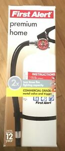 New First Alert Fe2a10gr Compliance Fire Extinguisher Nib Ul Rated 2 a 10 b c