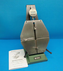 Mahr Federal 36b 20 Id od Bench Comparator With Mitutoyo Digimatic Indicator