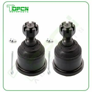 Suspension 2 Front Upper Ball Joints Kit For 2006 2007 2008 Dodge Ram 1500 4x4