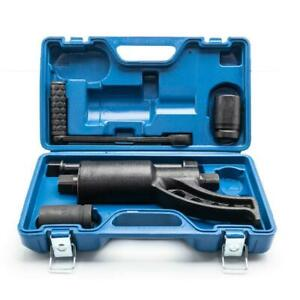 Torque Multiplier Set Wrench Lug Nut Labor Saving Lugnuts Remover W A Blue Box