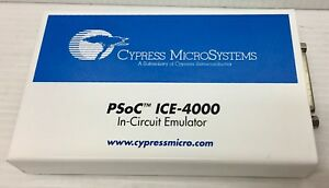 Cypress Micro Systems Psoc Ice 4000 In circuit Emulator