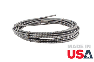1 4 X 25 Erickson Replacement Micro Sewer Cable W Crawl Head arc254