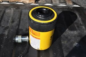 Enerpac Rch 302 Hollow Cylinder 30 Hollow Ram 2 5 In Stroke New