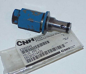 Ford New Holland 1920 Control Valve Sba340014430 Hydraulic Relief Pressure