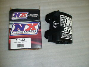 New Nx 15942 Heater Warmer Element For 10lb And 15lb Nitrous Bottle Nos