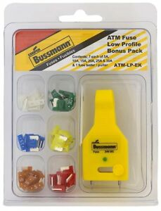 Bussmann atm lp ek Atm Low Profile Fuse Emergency Kit