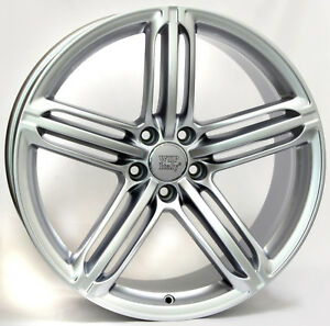 4x 20 Inch X9 Pompei Set Of Wheels For Audi A7 A8 oem Compatible italy sale