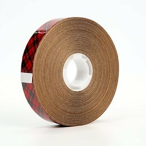 969 3 4inx36yd 5 Mil Scotch Atg Adhesive Transfer Tape Clear pack Of 12