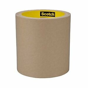 9482pc Adhesive Transfer Tape 1 In X 60 Yd Clear pack Of 6