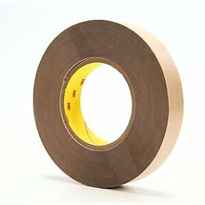 3m Adhesive Transfer Tape 9485pc 1 X 60 Yd 5 Mil Clear pack Of 36