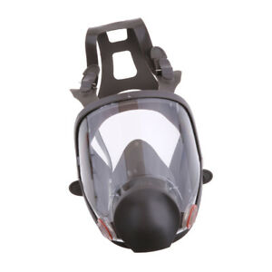 7 Types Full Face Respirator Gas Mask Paint Chemical Formaldehyde Antivirus