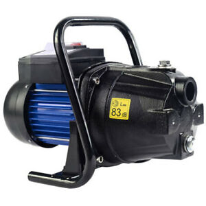 Us Shallow Well Water Booster Pump For Home Garden Irrigation 1200w 110v 1000gph