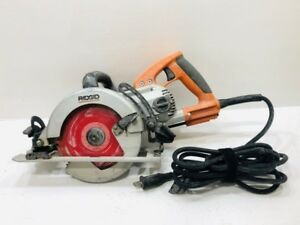 Ridgid R3210 7 1 4 Corded Electric Worm Drive Circular Saw lp1058163