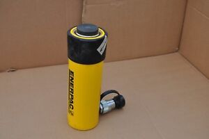 Enerpac Rc 256 Hydraulic Cylinder 25 Ton 6 Stroke Duo Series