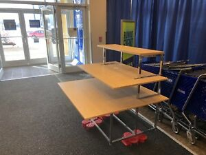 3 level Table To Display Table