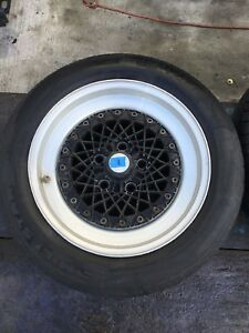 Epsilon Wheels Caps 16 Rare Bmw Bolt Pattern 5x 120