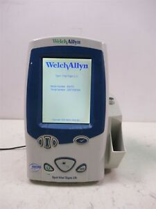 Welch Allyn Spot Vital Signs Lxi Patient Monitor