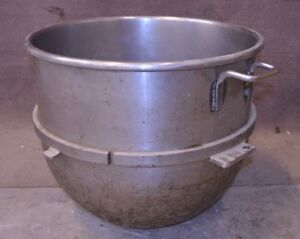 Stainless Steel 80 Quart Bowl For Hobart Mixer 80qt 80 Qt Mixing 2