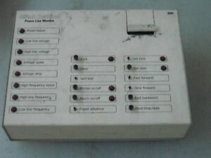 Bmi Gs 2 Power Line Monitor used