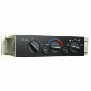 Ac Delco 15 72548 Heater A c Ac Control Temp Panel For Chevy Gmc Pickup Truck