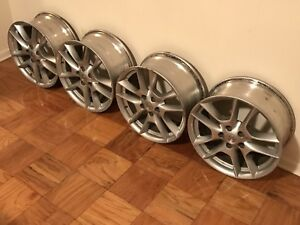 Nissan Maxima Rims 19 2009 2012 fits Add Years 20 Lug Nuts Included