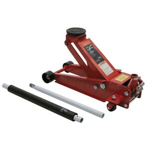 Sunex 66037 3 5 Ton Service Jack With Quick Lift System