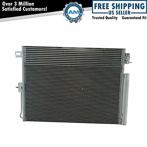 Ac Condenser A C Air Conditioning W Receiver Drier For Durango Grand Cherokee