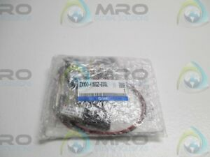 Smc Zx100 k15gz e55l Vacuum Ejector New In Factory Bag