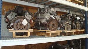 2008 Jeep Grand Cherokee 3 7 L Engine 6 Cylinder V6 Motor 119k Oem