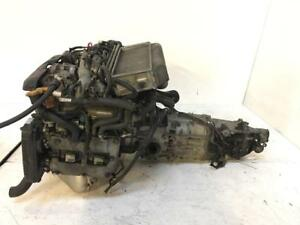 2002 2005 Subaru Impreza Wrx Forester Turbo Engine Jdm Ej205 Avcs Motor 5speed