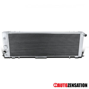 For 1984 1990 Jeep Cherokee Wagoneer Comanche 2 8l 4 0l 3 Row Cooling Radiator