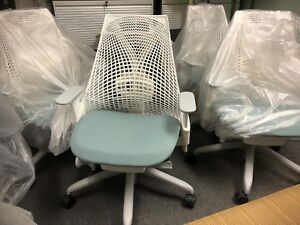 Sayl Chair By Herman Miller Authentic Lumbar Support Adjustable Brand New