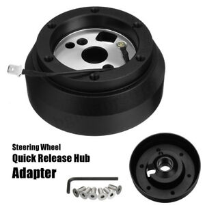 Steering Wheel Hub Adapter Quick Release For Chevrolet Dodge Gm Buick Jeep Us