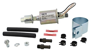 Universal Electric Fuel Pump Cadmium Gold