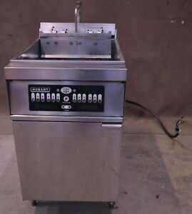 Vulcan Hobart 1hf85c Electric Single Bay Deep Fryer 208v 3 phase Digital Control