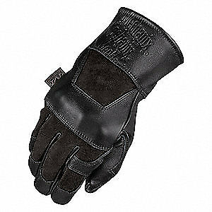 Mechanix Wear Welding Gloves l open Cuff black pr Mfg 05 010 Black