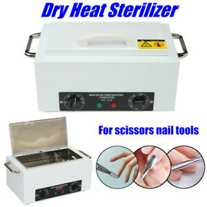 110v Dental Lab Tattoo Cabinet Autoclave Hot Dry High Temperature Sterilizer