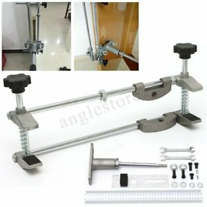 Mortise Jig Wood Door Lock Fitting Hole Saw Mortice Cutter Installation Tool Kit