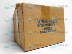 Weschler Ea 251 671b399a19 Meter 0 500a new In Box
