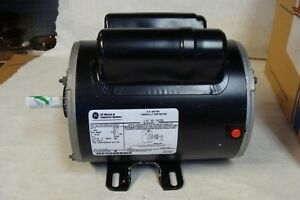 Ac 3 Hp Electric Motor 9036 Part 5kcr49sn2056y Brand New Cont Duty Rating