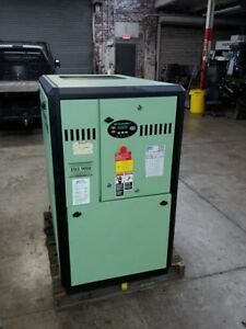 Sullair 1100e 15 Hp Screw Air Compressor 47 Cfm 125 Psi Fully Serviced Tested