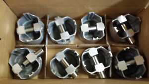 350 Forged Pistons In Stock, Ready To Ship | WV Classic Car Parts