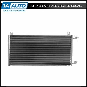 Ac Condenser A C Air Conditioning For Chevrolet Gmc Gm Pickup Truck Suv New