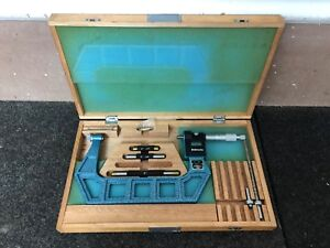 Fowler 0 6 Outside Micrometer Set 0001