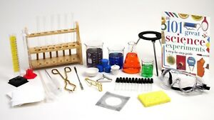 Science Experiment Glass And Labware Set 31 Pieces