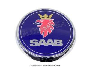 Saab 9 3 2004 2010 Trunk Emblem Genuine 1 Year Warranty