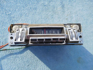 1968 69 70 71 Plymouth Mopar Am Radio
