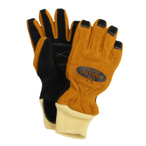 Mfa 83 Structural Firefighting Glove Woman s Size S