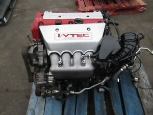 Jdm Honda K20a Type R Engine 6 Speed Transmission Ep3 Civic Type R Si K20ar